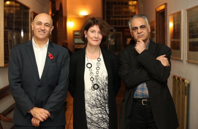 Jim Al-Khalili and Ziauddin Sardar in Conversation