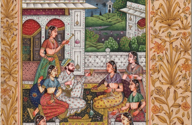 Critical Muslim Conversations at The British Library - 'Narratives We Are Heirs To'