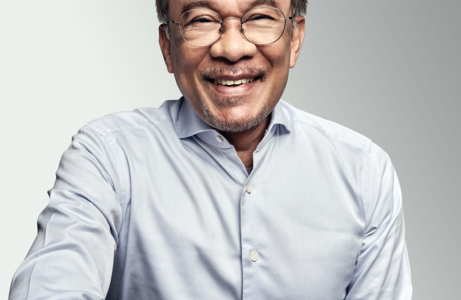 Anwar Ibrahim on Justice for a Praying Person