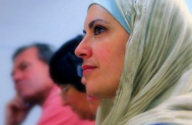 Muslim Institute Fellow Rania Hafez appears on BBC's The Big Questions