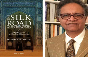 Webinar: The Silk Road by Professor Iftikhar H Malik